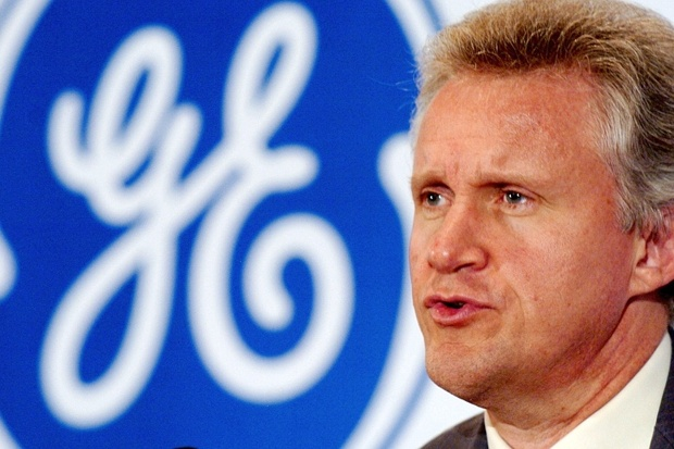 GE returns to its industrial roots with sale of finance business
